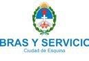 Entrevista al Secretario de Obras y Servicios Públicos Juan Manuel Sosa